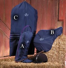 Tally Ho Bags - A – Tally Ho Boot Bag (1 piece)