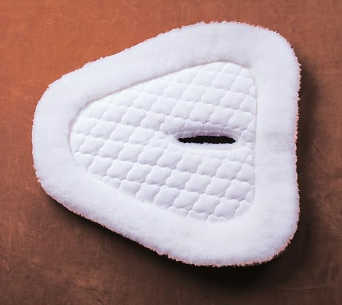Wilker's Wither Protector Partial Fleece Pad