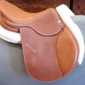 Fleeceworks PJ saddle pad