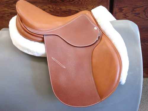 Fleeceworks PJ saddle pad