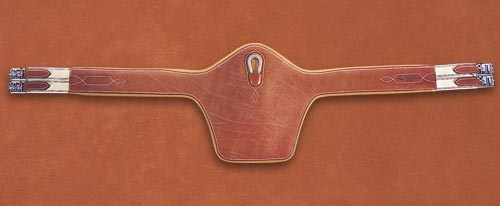 Childéric Belly Pad Girth with Fleece