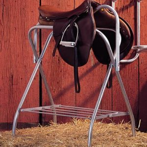 Metal Saddle Rack