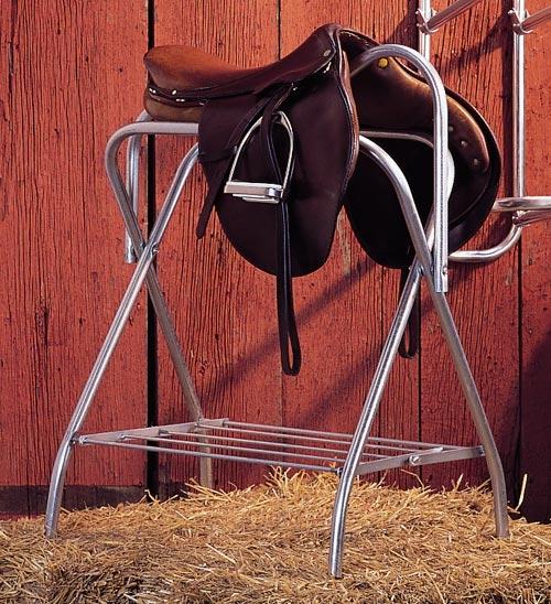 Metal Saddle Rack
