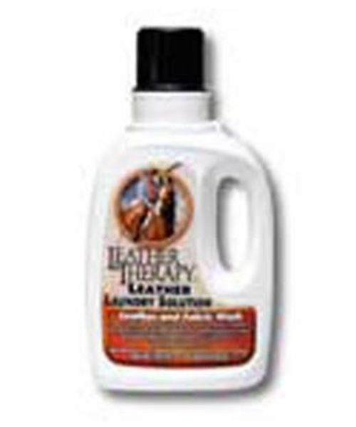 Leather Therapy Laundry Solution  20 oz.