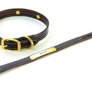 Walsh British Dog Collar