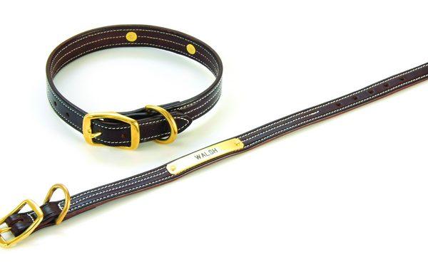 Walsh British Dog Collar