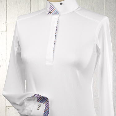 Essex Ladies Talent Long Sleeve Show Shirt