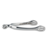 Stubben Steeltec Dynamic Soft Touch Spurs