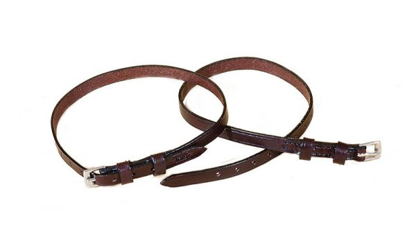 Tory Double Loop Spur Strap