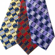 Mens Silk Ties by Lilo