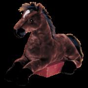 Zoe Stuffed Horse by Douglas Toys