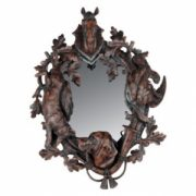 Horse Head Mirror