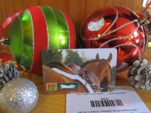 Running Fox Gift Card