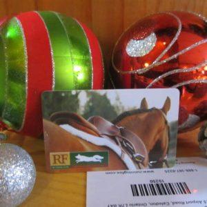 Running Fox Gift Card