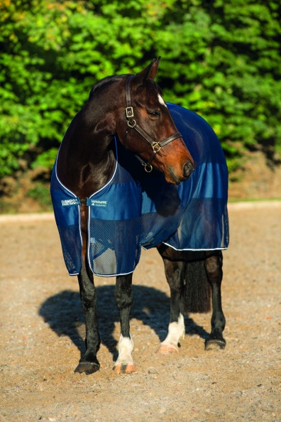 Rambo Block Net Cooler by Horseware ireland