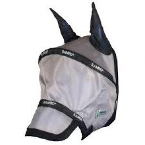 Rambo Fly Mask Plus by Horseware Ireland