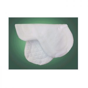 Wilker's Fitted Cotton Quilt Lined Show Pad