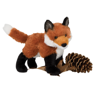 Francine Fox Stuffed Toy by Douglas