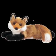 Roxy Stuffed Fox by Douglas Toys