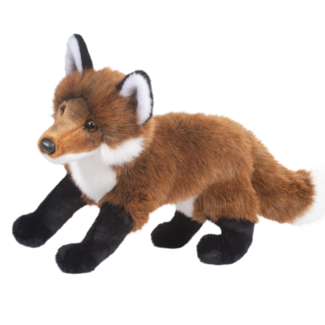 Furbo Stuffed Toy Fox by Douglas Toys
