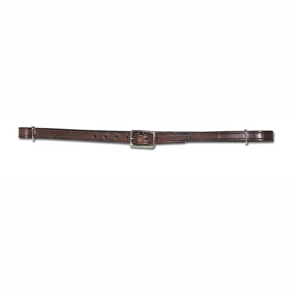 Myler Leather Curb Strap