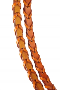 """Edgewood 5/8"""" Laced Reins"""