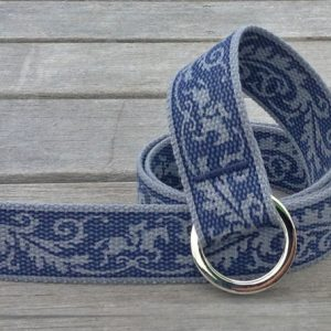 "Belt Hunter Jumper 1.5"" Wide  Mango Bay"