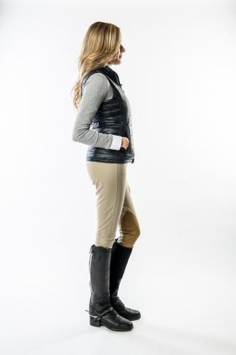 Women's Mika Lightweight Down Vest by Konia Equestrian