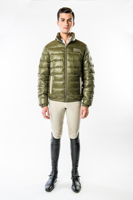 Men S Kenji Packable Down Jacket By Konia Equestrian