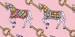 "Essex Girls Talent Yarn Long Sleeve ""Horses"" Show Shirt"