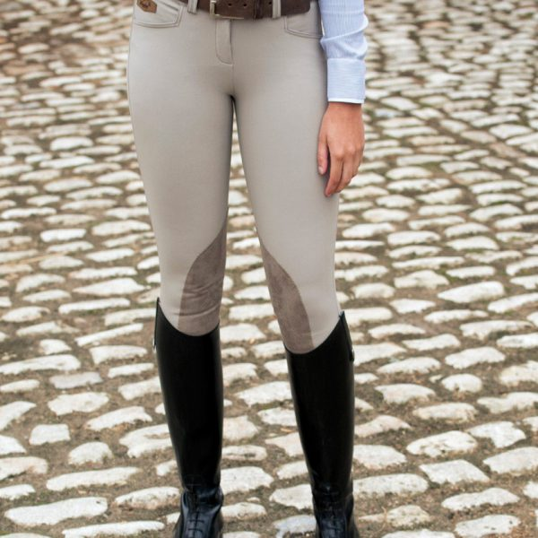 Winston Ladies Mid Rise Breeches